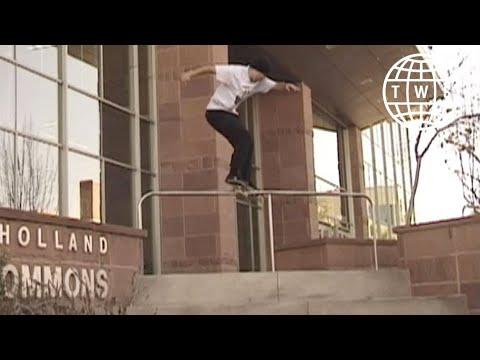 Logan Nakano, Street Cooler Part | Las Vegas Skateboarding