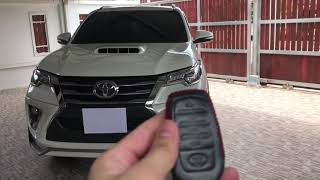 New toyota fortuner review 2019 india