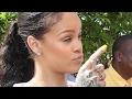 Drake Covering Rihanna Tattoo For Jennifer Lopez -