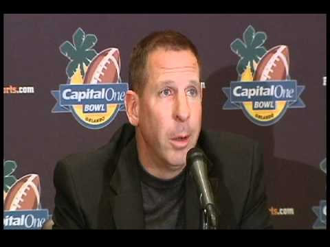 Capital One Bowl Preview by WPDE NewsChannel 15's Rich Chrampanis