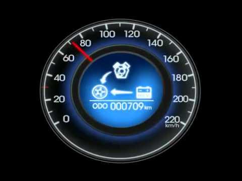 Hyundai Elantra LPi Hybrid TV Commercial.flv