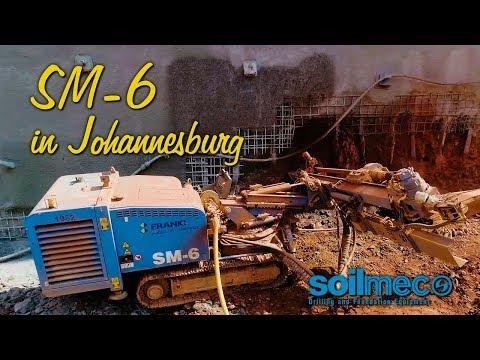 SM-6 in Johannesburg
