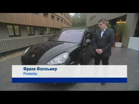 Тест-драйв: Porsche Cayenne S Diesel