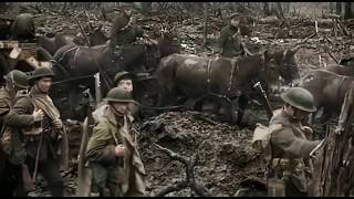They Shall Not Grow Old (Restored Transition Footage WW1)