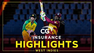 Highlights | West Indies v Australia | Gayle Force Secures Series Win! | 3rd CG Insurance T20I 2021