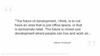 Marvin Thompson Quotes