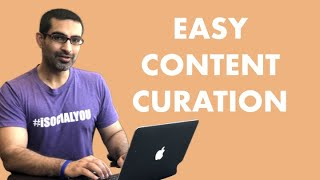 Download lagu The Best Tool For Content Curation - CREATE KILLER CONTENT IN SECONDS