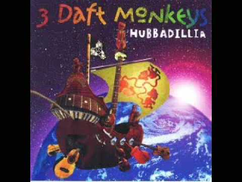 3 Daft Monkeys Astral Eyes