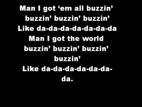 Mann ft. 50 cent - Buzzin  lyrics + [On screen] + [HD]