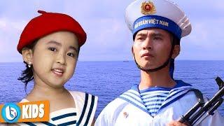 Cháu Hát Về Đảo Xa - Candy Ngọc Hà ♫ Nhạc Thiếu Nhi [MV2018]