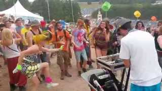 Acid House Therapy at Boomtown Fayre 2014