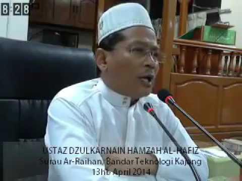 Syi'ah menyelit dalam MALAYSIA BERSELAWAT YA HANANA  - Ustaz Dzulkarnain Hamzah al-Hafiz