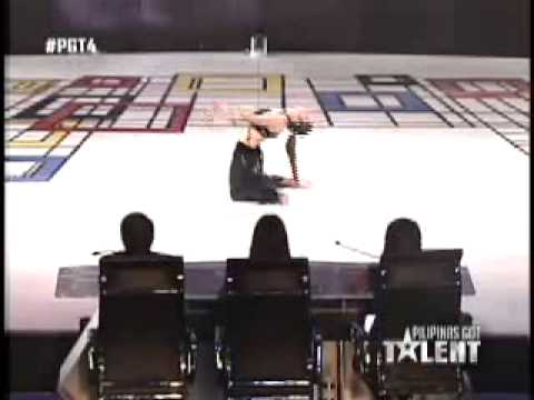 SUNDEE VINAS of PILIPINAS GOT TALENT 4