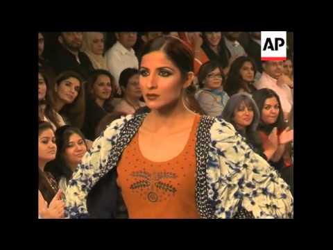 Designers on Pakistan's political situation at Karachi Fashion Week