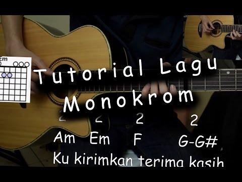 download lagu Belajar Lagu Monokrom - Tulus gratis