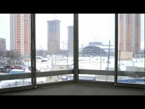 Video балконные перегородки между соседями - дом серии п-44т.