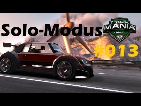 Let's Play TrackMania 2 Valley [Solo-Modus] [German/Full-HD] #013 - E01 - E05 [Ende]