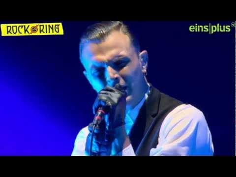 HURTS - Stay (Rock am Ring 2013)