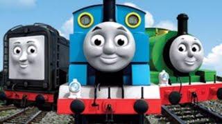 NEW Thomas The Tank Engine Game! Thomas the Train Game for Kids! Train Cartoon Thomas and Friends