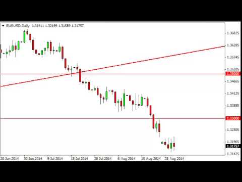 EUR/USD Technical Analysis for August 29, 2014 by FXEmpire.com