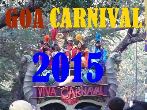 Goa Carnival 2015 | Goa Festival | Portuguese Traditon Full Video