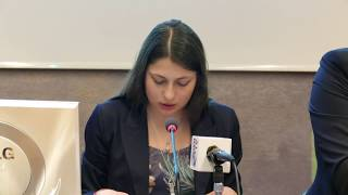 Opening remarks by Yoana Barakova (EFSAS) during EFSAS side-event at the 37th Session of the UNHRC