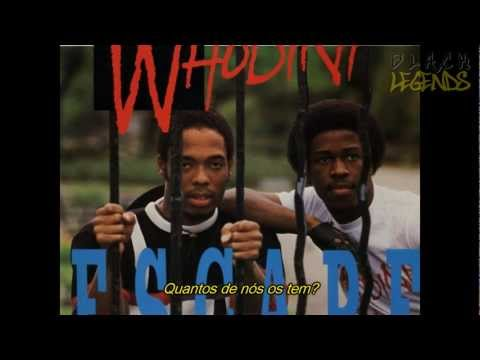Whodini - Friends (Legendado)
