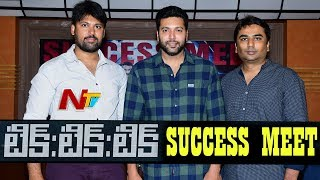 Tik Tik Tik Movie Success Meet | Jayam Ravi, Nivetha Pethuraj | NTV