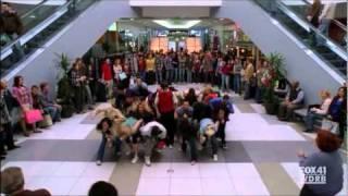 Watch Glee Cast Safety Dance video