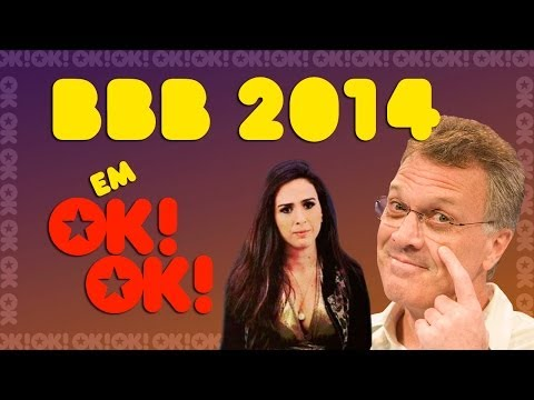 Ok!ok! Veja A Lista De Participantes Do Bbb14 video