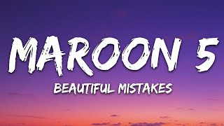 Maroon 5 - Beautiful Mistakes Lyrics ft. Megan Thee Stallion