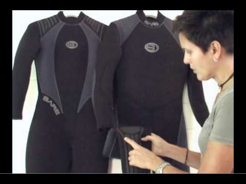 Bare Arctic 7mm Wetsuit PleasureSports.com Cold Water Diving Wetsuit - PleasureSports.com