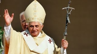 Pope Benedict's German roots  2/11./13
