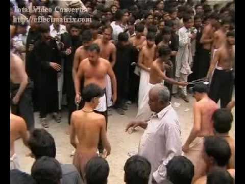 Haji Iqbal  Tnwear Noha Khan 2009 video