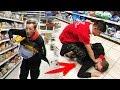 КОРОЧЕ ГОВОРЯ ОГРАБЛЕНИЕ ВЕКА!!! Ограбление магазина ПЯТЁРОЧКА!!! / Герасев