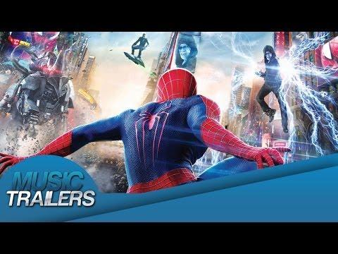 Music - Trailers : El Sorprendente Hombre Araña 2: Sitio Web Sountrack (Hans Zimmer) - HD