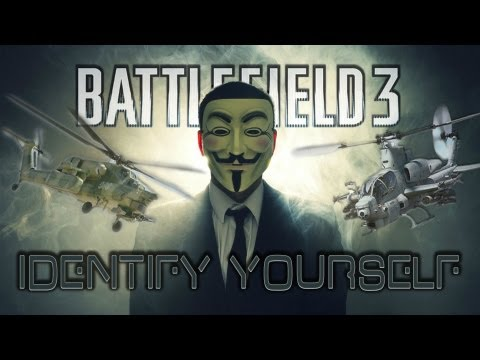 【1080】BF3 Chopper Montage - Identify Yourself
