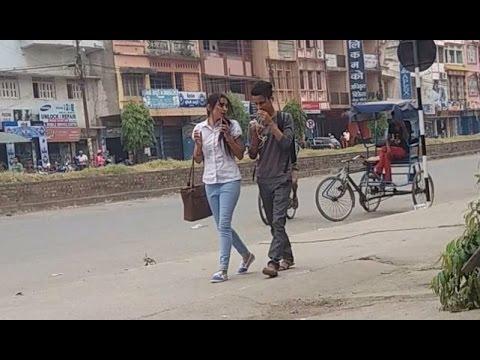 "Nepali Prank - "" HELLO!"""