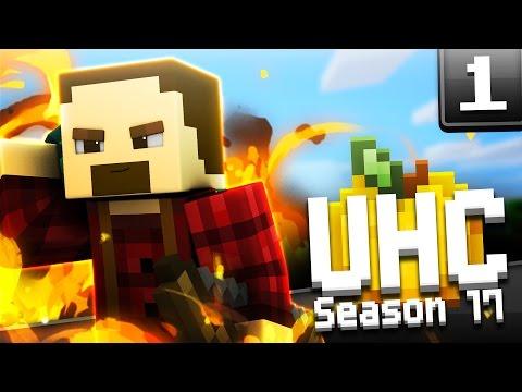 I'M BACK!!! | Minecraft Cube UHC #1