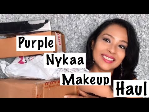Nykaa Purplle Makeup Haul | Wet n Wild | Stay Quirky | Puna Store Haul | Amazon myntra