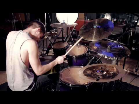 Luke Holland - Underoath - Writing On The Walls Drum Cover