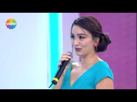 İşte Benim Stilim Azeri kökenli yarışmacı Emel Özkızıltaş (BTB 1.sezon)