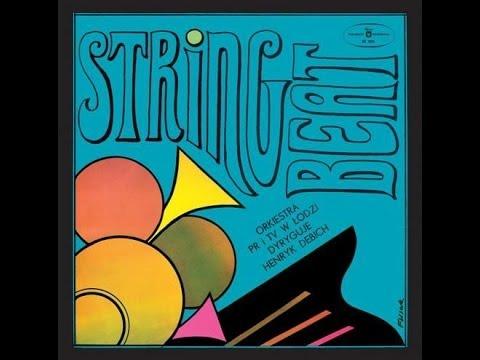 Orkiestra PR I TV W Łodzi - String Beat (FULL ALBUM, jazz-funk, 1975, Poland)