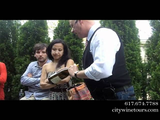 City Wine Tours - Manners