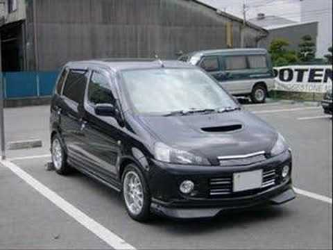 Yrv Turbo Tuning Daihatsu Yrv Turbo