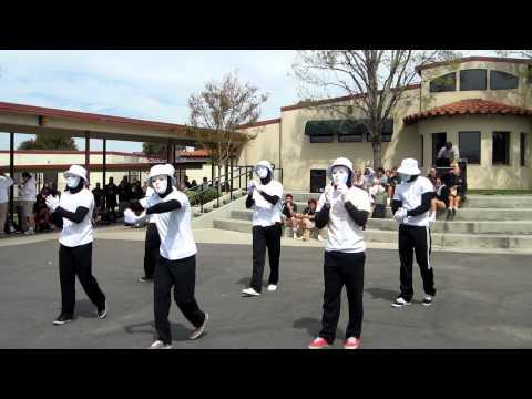 Garces Boys Flash Mob - Prom Dates