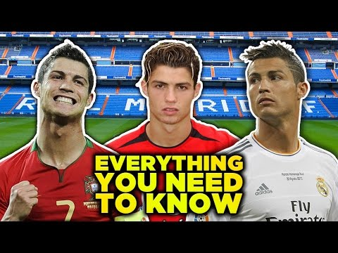 Cristiano Ronaldo | Everything You Need To Know…