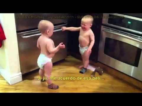 Video de niños chistosos