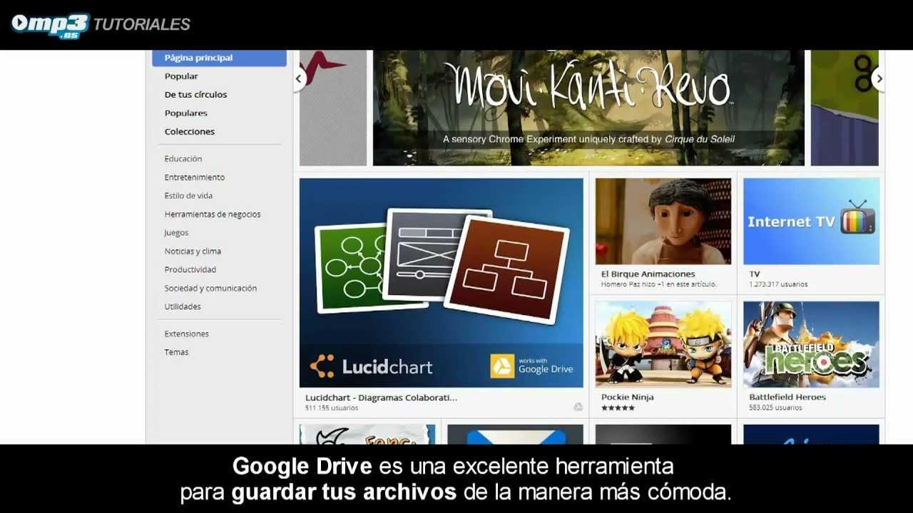 Cómo guardar archivos en Google Drive con un sólo clic ...