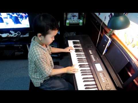 Bài Kachiusa - Tình Ca Nga By Teppi 2012 video